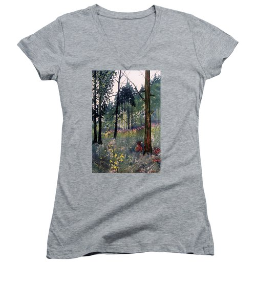 Codbeck Forest Women's V-Neck
