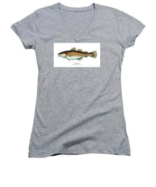 Codfish Women's V-Neck