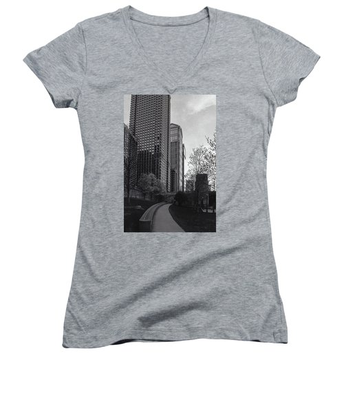 Come On Up Women's V-Neck