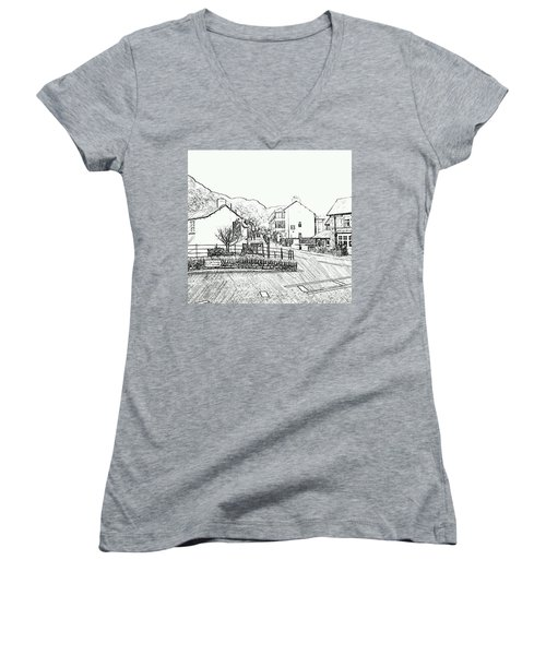 Coniston High Street Women's V-Neck