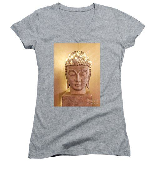 Dawn Buddha  Women's V-Neck