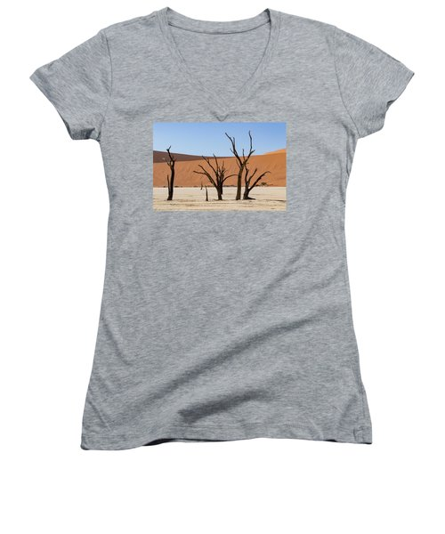 Deadvlei Desert Women's V-Neck