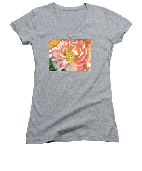 Delicate Women's V-Neck