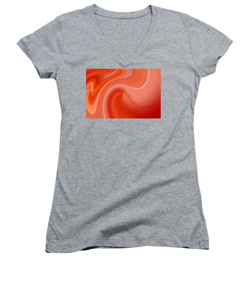 Dreamy Waves Women's V-Neck