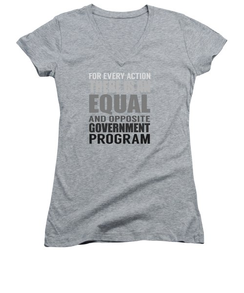Every Action Women's V-Neck
