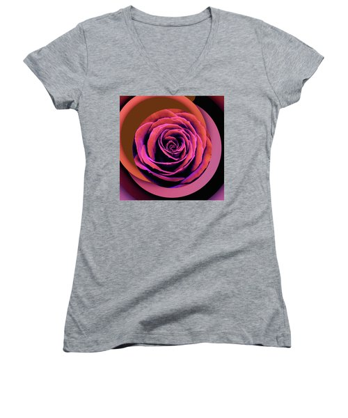 Found Love Women's V-Neck