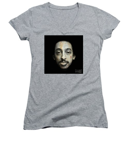 Gregory Hines Women's V-Neck