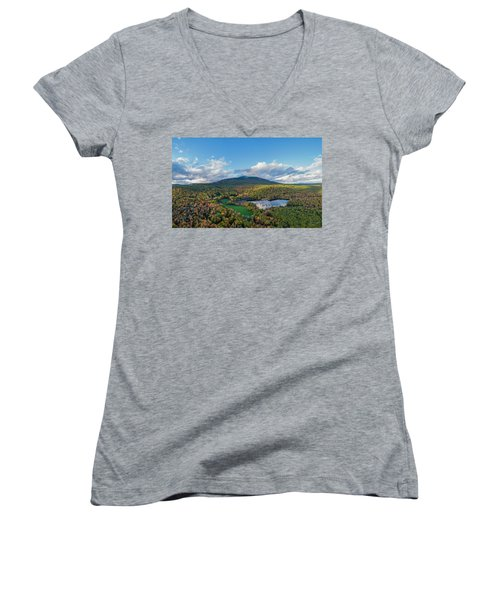 Home Of My Youth  Women's V-Neck