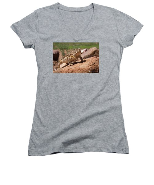 Horny Toad Women's V-Neck