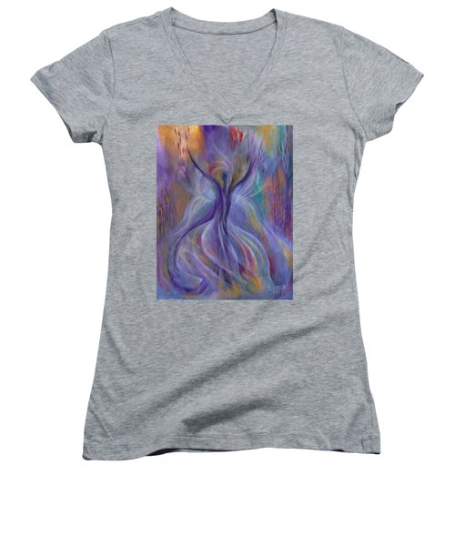 In Search Of Grace Women's V-Neck