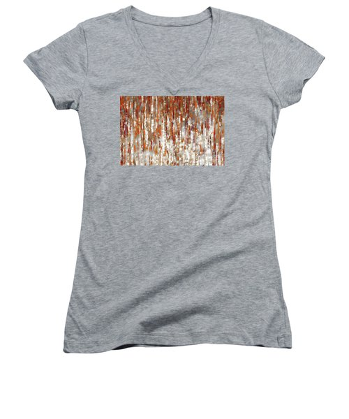 Isaiah 54 17. Under His Care Women's V-Neck