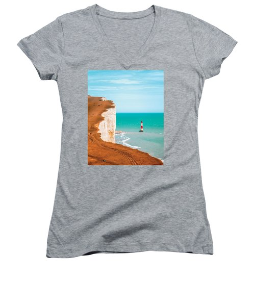 Lighthouse Women's V-Neck