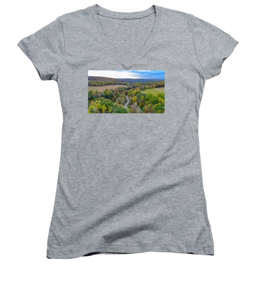 Little Meadows  Women's V-Neck