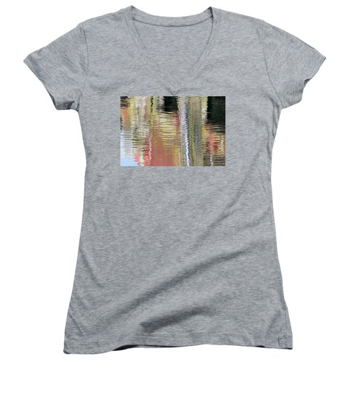 Lost In Your Eyes Women's V-Neck