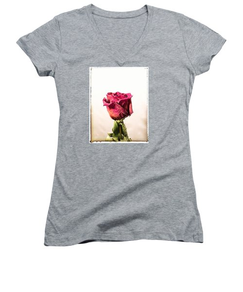 Love After Death Women's V-Neck