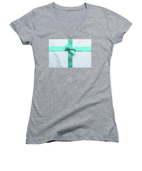 Lovely Gift II Women's V-Neck
