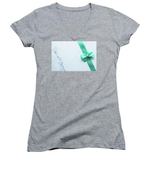 Lovely Gift Iv Women's V-Neck