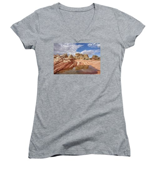 Natural Architecture Women's V-Neck