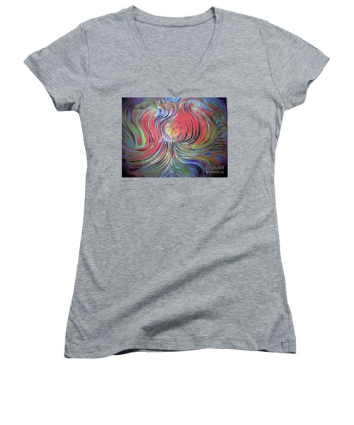New Life Women's V-Neck