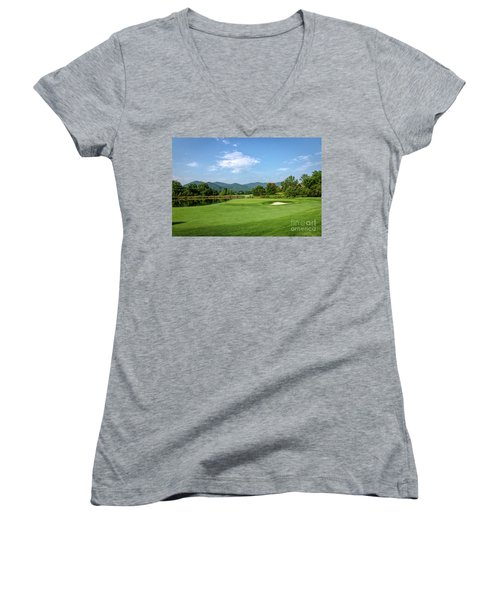 Perfect Summer Day Women's V-Neck