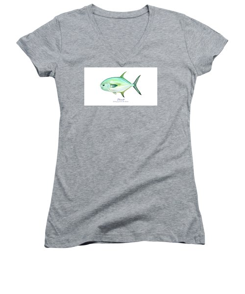 Permit Women's V-Neck