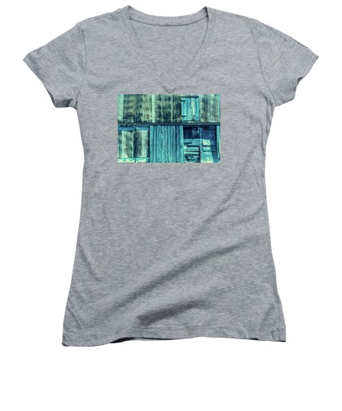 Pieces Of The Past Women's V-Neck