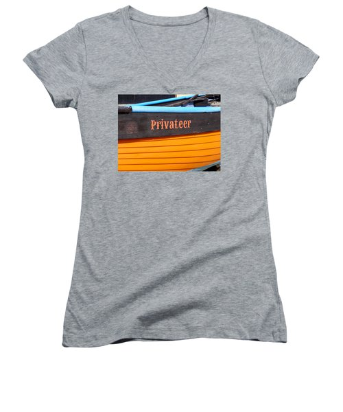 Privateer Women's V-Neck