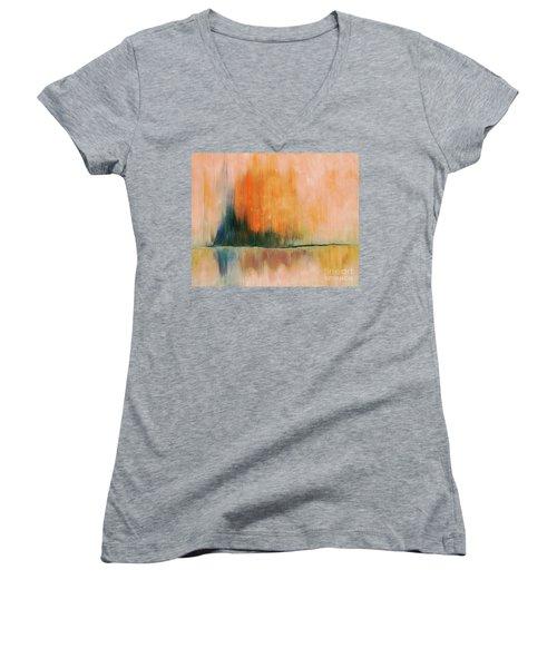 Reflections Art Women's V-Neck