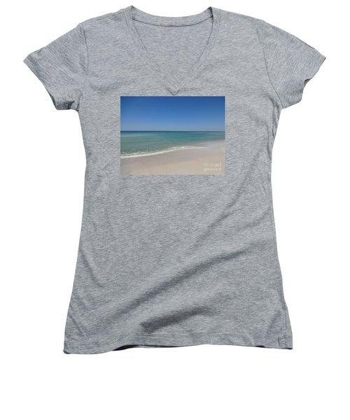 Relaxing Afternoon Women's V-Neck