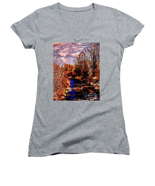 Rio Taos Bosque V Women's V-Neck