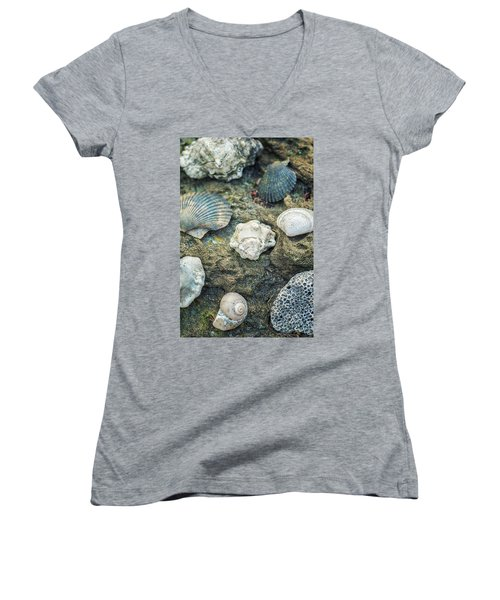 Sea Was My Home #1 Women's V-Neck