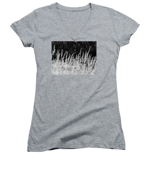 Spikes Women's V-Neck