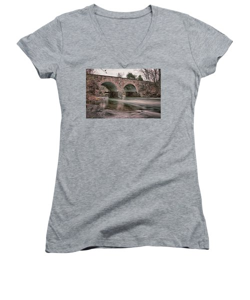 Stone Bridge Women's V-Neck