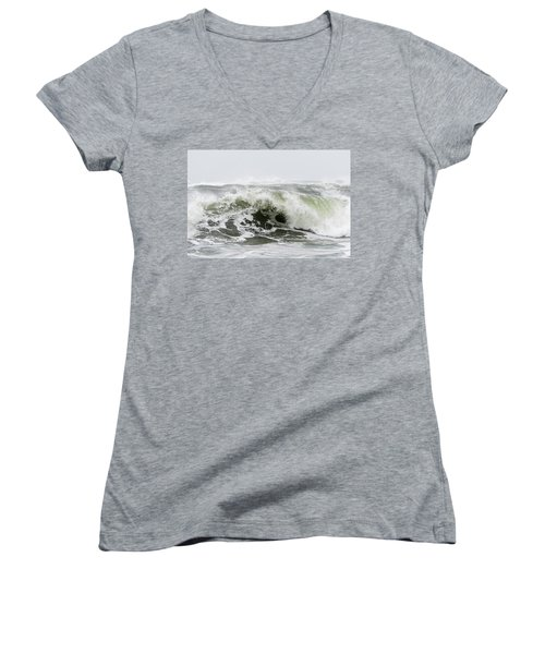 Storm Surf Spray Women's V-Neck