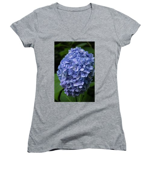 Summer Blues Women's V-Neck