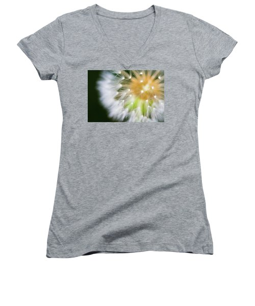 Sunburst Women's V-Neck