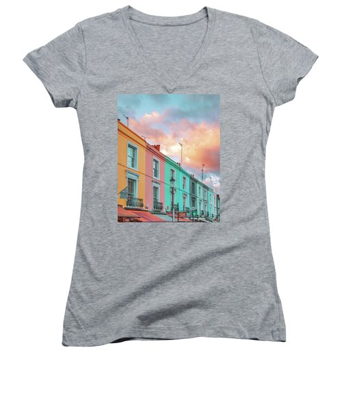 Sunset Street Women's V-Neck