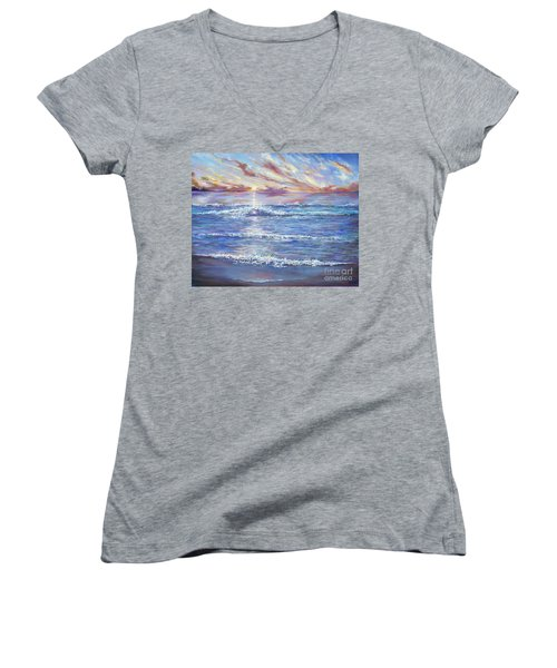 Sunshine Women's V-Neck