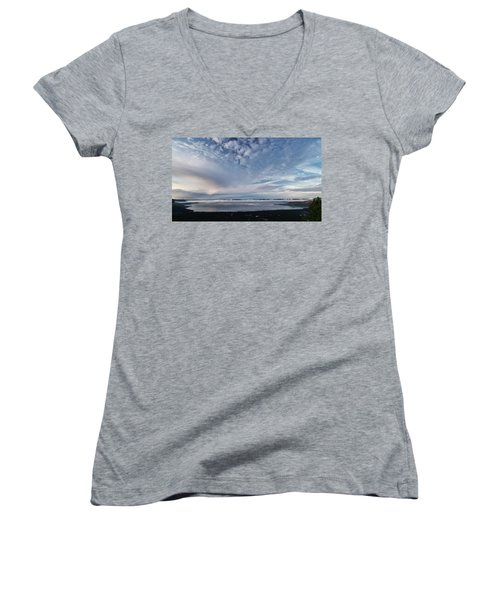 Tahoe Sky Women's V-Neck