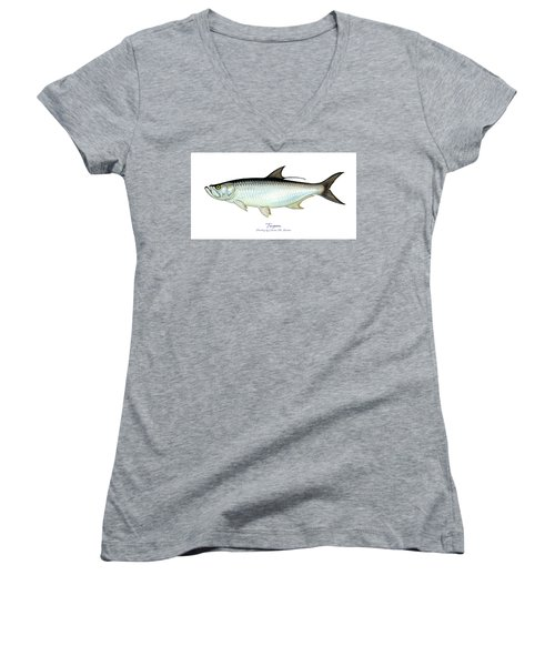 Tarpon Women's V-Neck