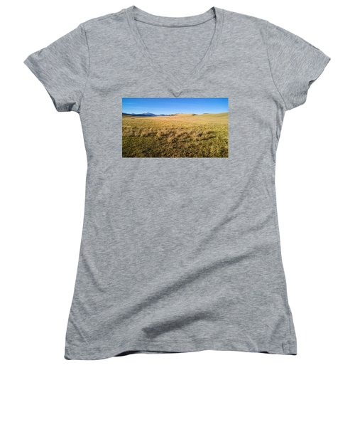 The Beautiful Valley Women's V-Neck