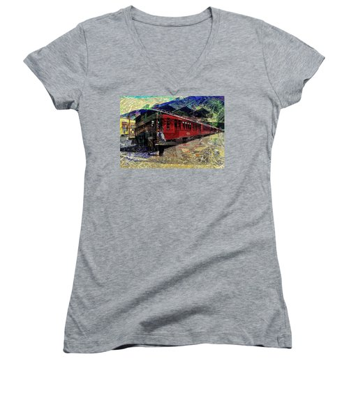 The Conductor Women's V-Neck