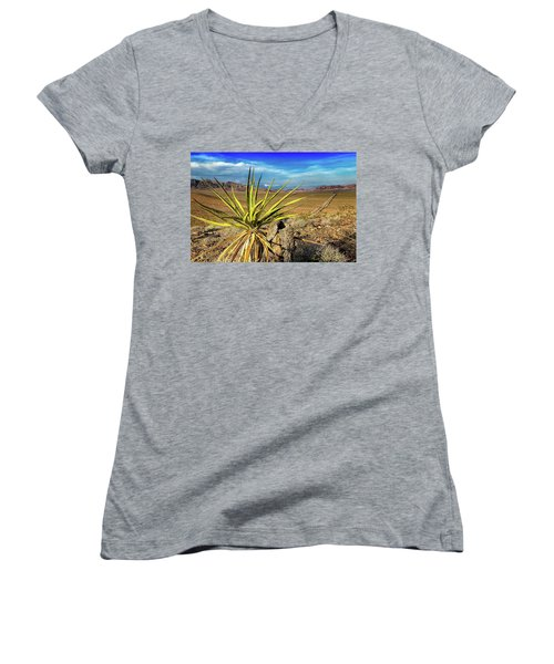 The End Game Women's V-Neck