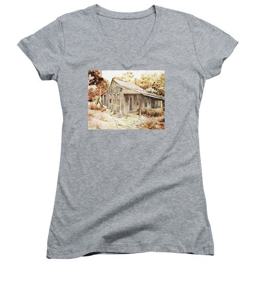 The Home Place Women's V-Neck