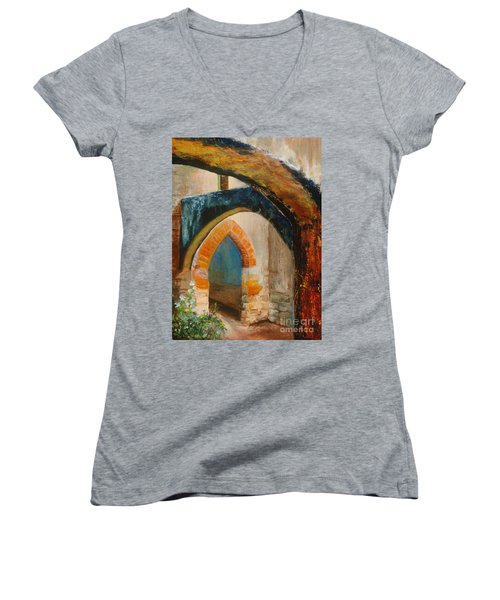 The Mission Women's V-Neck