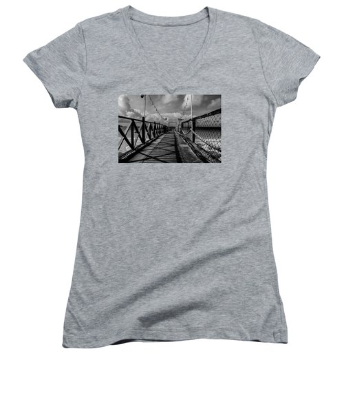 The Pier #2 Women's V-Neck