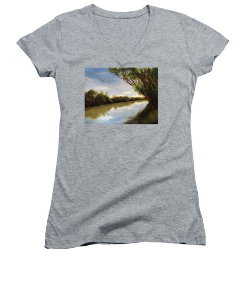 The River Women's V-Neck