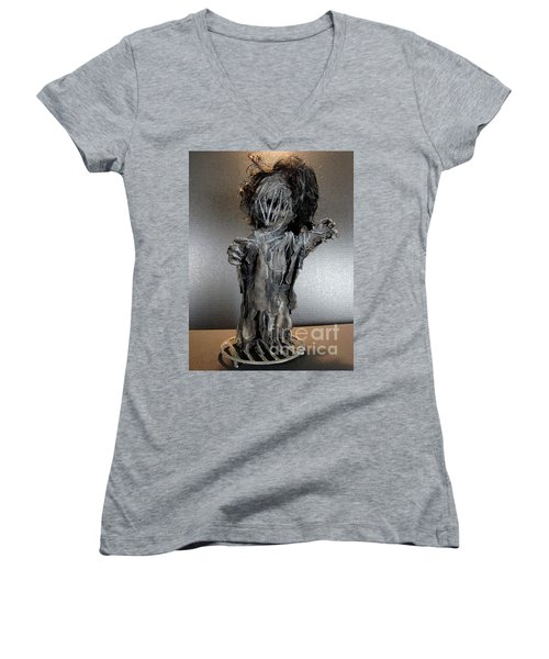 The Shadow Women's V-Neck