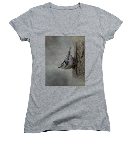 The Tree Walker Women's V-Neck