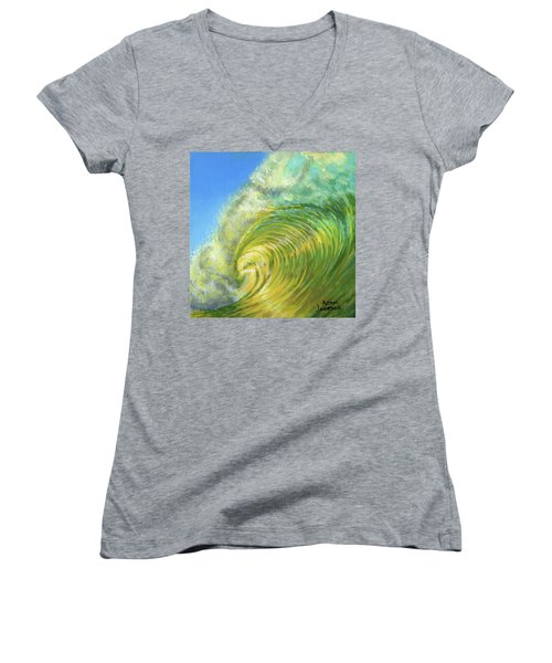 Third Coast Dreaming Women's V-Neck (Athletic Fit)
